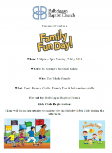 Funday poster